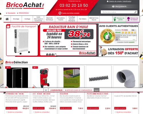 bricoachat pour acheter en ligne les bons outils pour sa